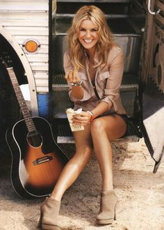 Grace Potter from Grace Potter & the Nocturnals!