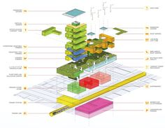 The Harvest Green Project, seen here, was a winning entry in a recent architecture competition focused on structures designed to guide greener development. Vertical farm designs like this one may play a role in the fight against world hunger -- if such ideas can be successfully transferred from sketches and models to life-size structures.