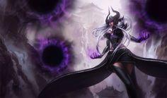 Syndra, the Dark Sovereign, Revealed
