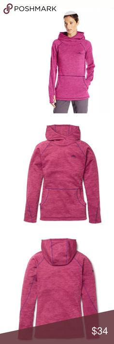 NWT Women's High Sierra Pullover Lizze Size Medium Women's Lizze Pullover Hoodie 