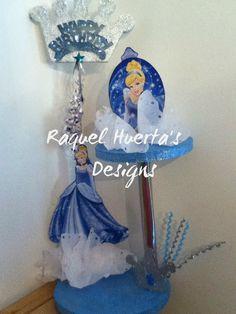 Cute Cinderella's Centerpiece...