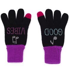 Good Vibes Techie Gloves