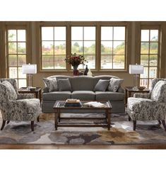 Babette Iv Collection Fabric Furniture Sets Living