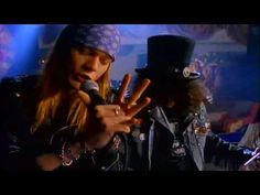 GUNS n' ROSES - Sweet Child O' Mine...back in Axl's prime they were one of THE best bands ever! This is still a huge CRANK IT UP song!