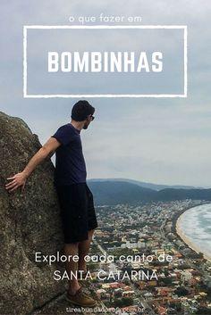 Que tal conhecer Bombinhas de uma maneira diferente, mais aventureira? Conheça a Trilha do Morro do Macaco, uma da mais bonitas da região. Descubra Santa Catarina, o estado mais bonito do Brasil!