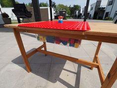 Legobord, gør det selv, DBA Guide
