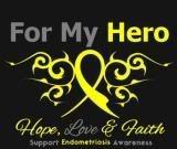 Whispered Words Forever Captured: Endometriosis Awareness Day 20