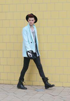 Elliot Alexzander of House of Alexzander and Genderflux