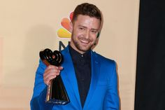 WATCH: Justin Timberlake Shades Joey Fatone in Memphis Music Hall of Fame Induction Speech