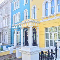 Notting Hill, London #JoeFresh #Travel