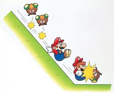 Super Mario World (SNES) Official Artwork of Mario and Yoshi Super Mario Bros, Super Mario World, Super Mario Brothers, Mario Bros., Mario And Luigi, Mario Toys, Mario Star, All Video Games, Video Game Art