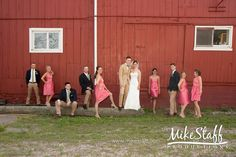 #wedding pictures #wedding photos #bridal party #wedding party #groomsmen #bridesmaids #wedding photography #Michigan Wedding #Mike Staff Productions #wedding dj #wedding videography #wedding planning http://www.mikestaff.com/services/photography