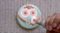 One Owl and his Egg Cookie