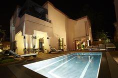 Terrasse Villa Abalya SéjourMaroc - Marrakech