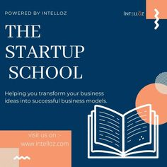 Visit to know all about the startup school. Success, School, Business, Store, Business Illustration