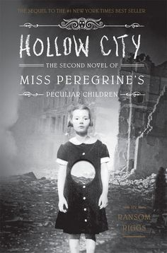 Hollow City (Miss Peregrine #2) by Ransom Riggs Released January 2014. In 1940 after the first book ends, Jacob and his new Welsh island friends flee to London, the Peculiar capital of the world. Caul, a dangerous madman, is Miss Peregrine's brother, and can steal Peculiar abilities for himself. The Peculiars must fight for survival, again.