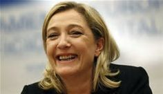 Image result for Marine Le Pen deadline