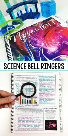 Science vocabulary solutions classroom ideas by grade pinterest science bell ringer journal for the entire school year bundle fandeluxe Image collections