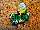 Jiminy Cricket Disney Pin - 2011 Hidden Mickey Series  - Good Collection