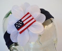 4th of July headband for babies and toddlers