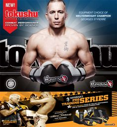 Training protect yourself from any injury Mma Store, George St Pierre, Mma Training, Champion, Science, Movies, Movie Posters, Films, Film Poster