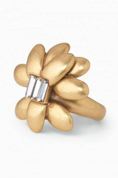 Hazel Ring by Stella & Dot, available on my personal website July 26th!  Inspired by a vintage Parisian piece found during our designer's trip to France. This ring will make a subtle statement with sweet hint of sparkle.