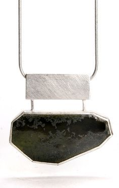 Erica Bello Ceramic Tile Link Necklace | Accessories | Pinterest ...