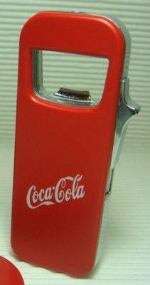 New Coca Cola Coke Can Opener Flashing Light Lighter RARE | eBay