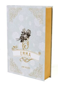 Might need to purchase this edition for my Emma. Lovely... just like she is.