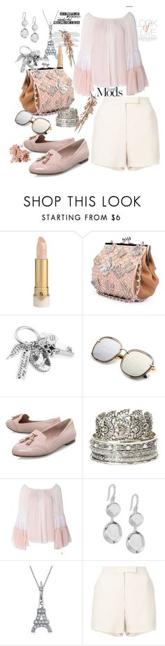 """""""Untitled #1435"""" by csfshawn ❤ liked on Polyvore featuring Charlotte Russe, Vince, Chloé, Ippolita, Bling Jewelry, Elie Saab and Bobbi Brown Cosmetics"""