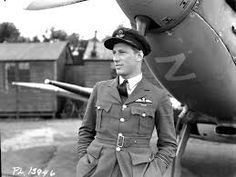 Canadian WWII Spitfire ace Buck McNair DSO, DFC & 2 Bars