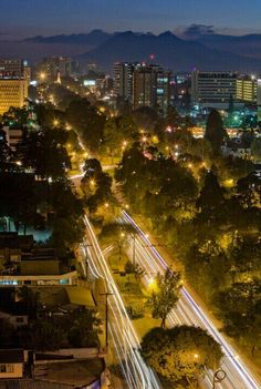 Paseo de la Reforma, Mexico City