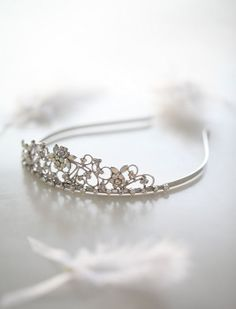 Have the person that the party or wedding shower is for wear a tiara*