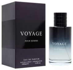 About Voyage Top Notes Pepper and Calabrian Bergamot   Heart Notes Geranium, Lavender, Sichuan-Pepper, Elemi, Pink-Pepper, Vetiver and Patchouli   Base Notes Cedar, Labdanum and Ambroxan