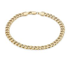 Cuban Link Bracelet Gold - New Bracelet Photos Etoile-Laconnex. Mens Gold Bracelets, Link Bracelets, Top Engagement Rings, Chains For Men, Fashion Rings, White Gold, Blue Nile, Cuban, Miami