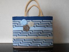 Gepimpte AH tas – Met haken en ogen Jute, Burlap, Reusable Tote Bags, Craft Work, Hessian Fabric, Utah, Canvas