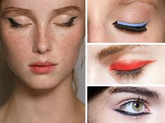 Trucco occhi: 6 tendenze per la primavera 2015