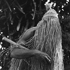 Em 1951, José Medeiros realizou o primeiro registro fotográfico de rituais secretos do candomblé