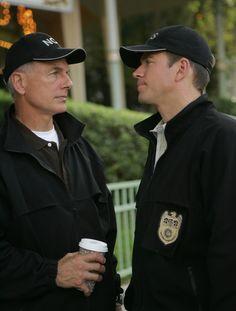 Gotta love Gibbs & Tony on NCIS