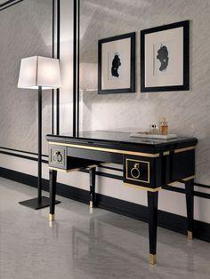 Lutetia collection of luxury bathroom furniture, designed by Massimiliano Raggi for Oasis Bathroom.