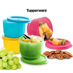 These cups are perfect for snacking on the go. Tupperware Cups, Tupperware Consultant, Patriotic Party, Dog Food Recipes, Favorite Recipes, Snacks, Baking, Business Products, Fisher Price