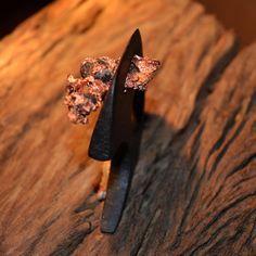 Brazilian Hardwood, Old Furniture, Druzy Ring, Gold Rings, Jewelry Making, Metal, Stone, Rock, Metals