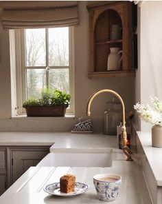 Home Remodel Modern .Home Remodel Modern Kitchen Interior, Kitchen Decor, Kitchen Styling, Kitchen Ideas, Farmhouse Window Treatments, Decoration Design, Cozy House, Home Design, Interior Design