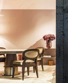 Promemoria | Dining Table | Chairs | Amina | Design | Furniture
