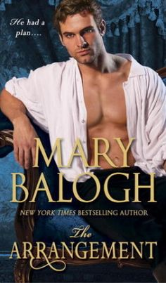 Review: The Arrangement by Mary Balogh - Delighted Reader