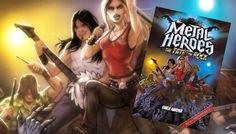 Rezension: Metal Heroes and the Fate of Rock – Es ist nicht leicht, ein Gott zu…