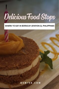 Are you planning on a trip to Boracay in the Philippines and wondering where to eat in Boracay? Here is a list of our recommended food stops! Philippines Travel, Boracay Philippines, Spiced Rice, Tea Cafe, Travel Guides, Travel Tips, Travel Destinations, International Recipes, Foodie Travel