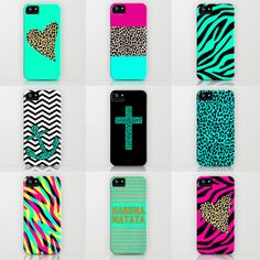 Yay! Free shipping thru April 28! by M Studio - iPhone 3G, 3GS, 4, 4S, 5, and iPod Touch 5th Gen (Each sold separately)