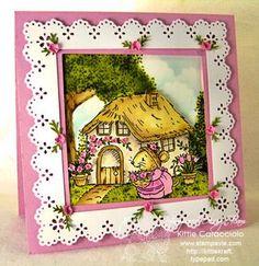 KC Tina Wenke Cottage Mouse