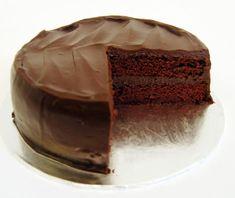 The Cake Boss's Chocolate Cake